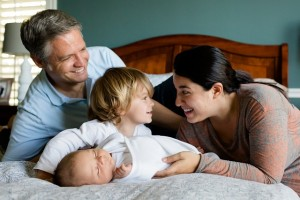 home loan on maternity leave